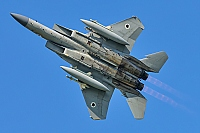 Israel - Air Force – Boeing F-15D-50-MC Baz-2 957
