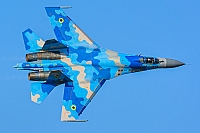 Ukraine - Air Force – Sukhoi Su-27 Flanker-B 39