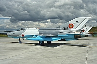 Romania - Air Force  – Mikoyan-Gurevich MiG-21MF Lancer C 6807