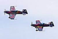 The Flying Bulls Duo – XtremeAir  XA42 OK-FBA