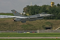 Belgium - Air Force – SABCA F-16AM Fighting Falcon FA-114