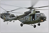 Czech - Air Force – Mil Mi-17-1(Sh) 9781