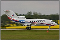Czech - Air Force – Yakovlev Yak-40 Codling 1257