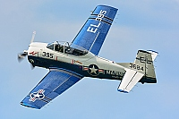 private – North American T-28A Trojan N2800G/3684/EL-395
