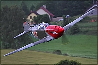 private – replika ULL Yak-3 OK-SAL-12 / 12