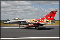 France - Air Force – Dassault Rafale C 113-GU