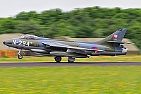 private – Hawker Hunter F.6A N-294