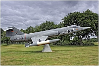 Germany - Navy – Lockheed F-104G Starfighter 2381