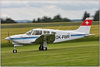 private – Piper  PA-28R-201T Turbo Arrow OK-PWR