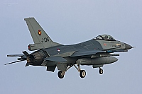 Netherlands - Air Force – Fokker F-16AM Fighting Falcon J-136