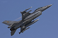 Belgium - Air Force – SABCA F-16AM Fighting Falcon FA-107