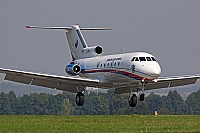 Czech - Air Force – Yakovlev Yak-40 Codling 0260