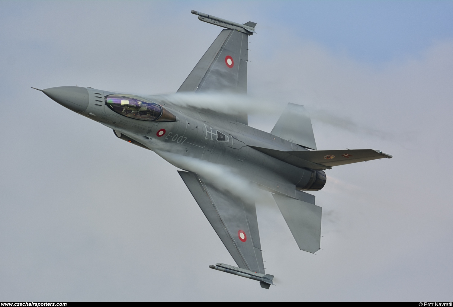 Denmark - Air Force – SABCA F-16AM Fighting Falcon E-007