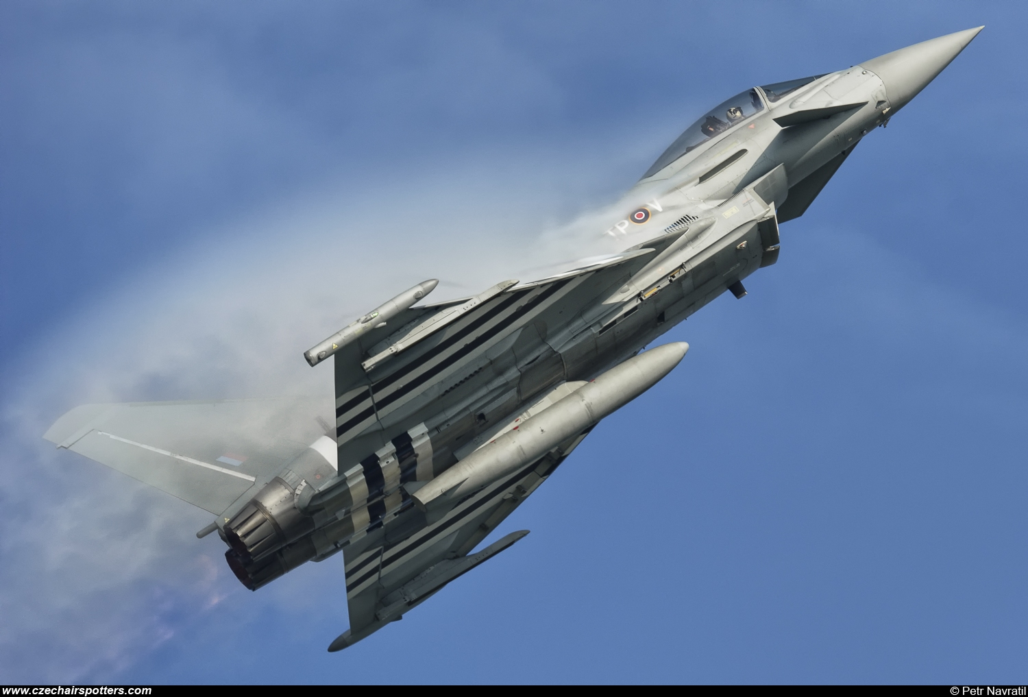 Royal Air Force – Eurofighter EF-2000 Typhoon FGR4 ZK308/TP-V