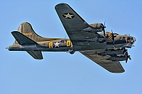 private – Boeing B-17G Flying Fortress G-BFDF/124485/DF-A