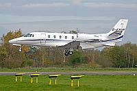 private – Cessna 560XL Citation XLS+ G-EYUP