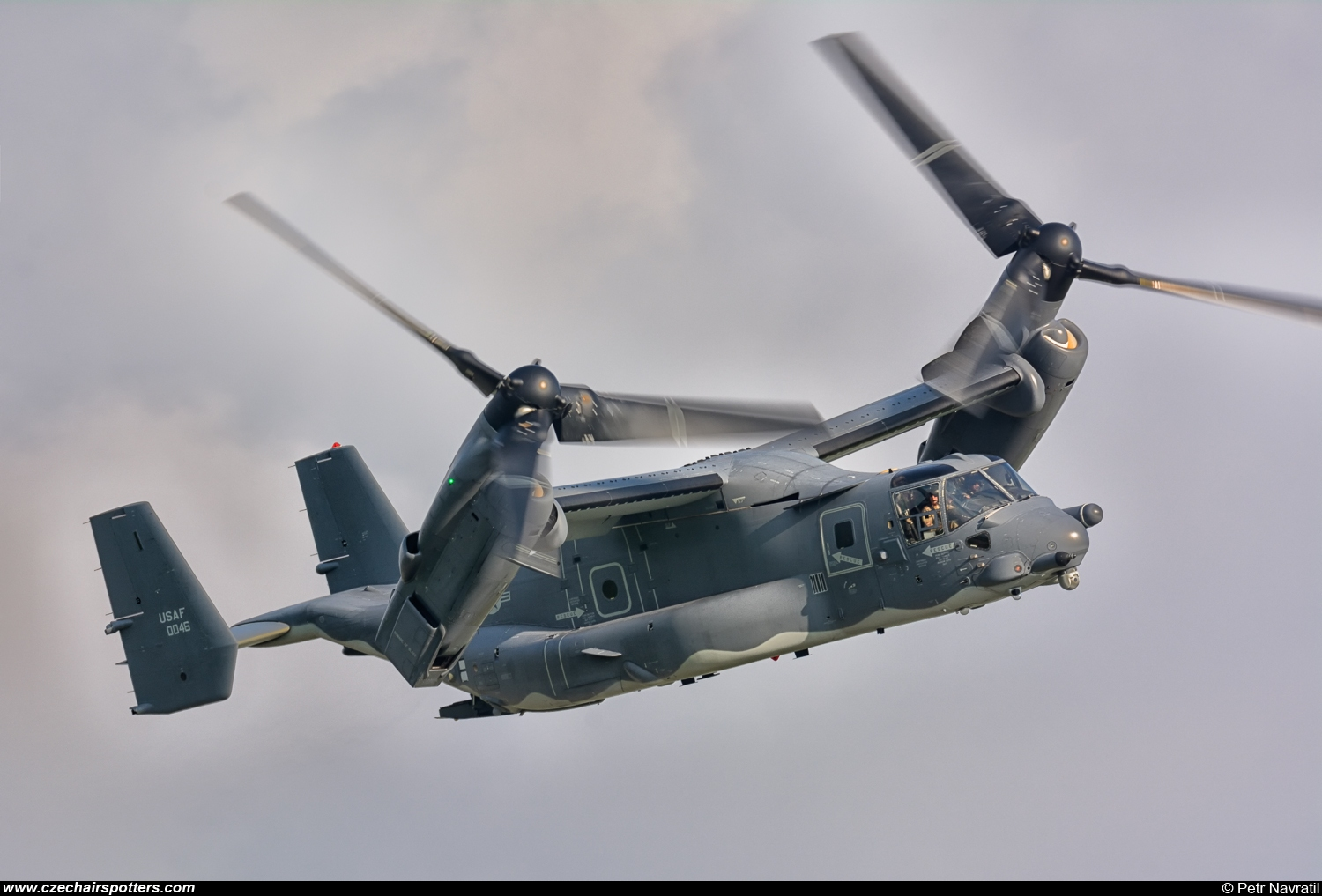 USA - Air Force – Bell Boeing CV-22B Osprey 09-0046