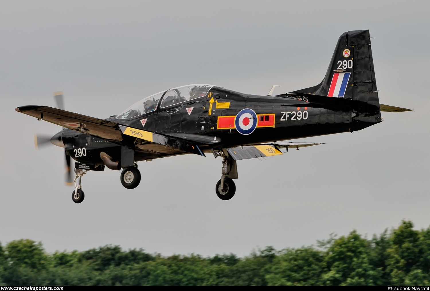 Royal Air Force – Short Tucano T1 ZF290