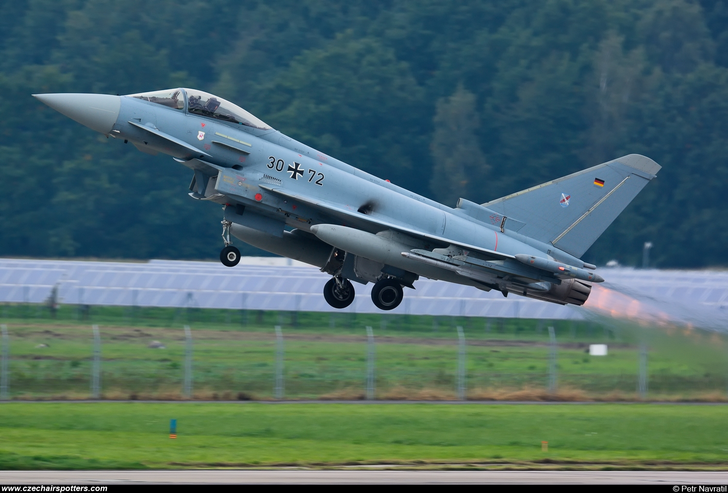 Germany - Air Force – Eurofighter EF-2000 Typhoon S 30+72