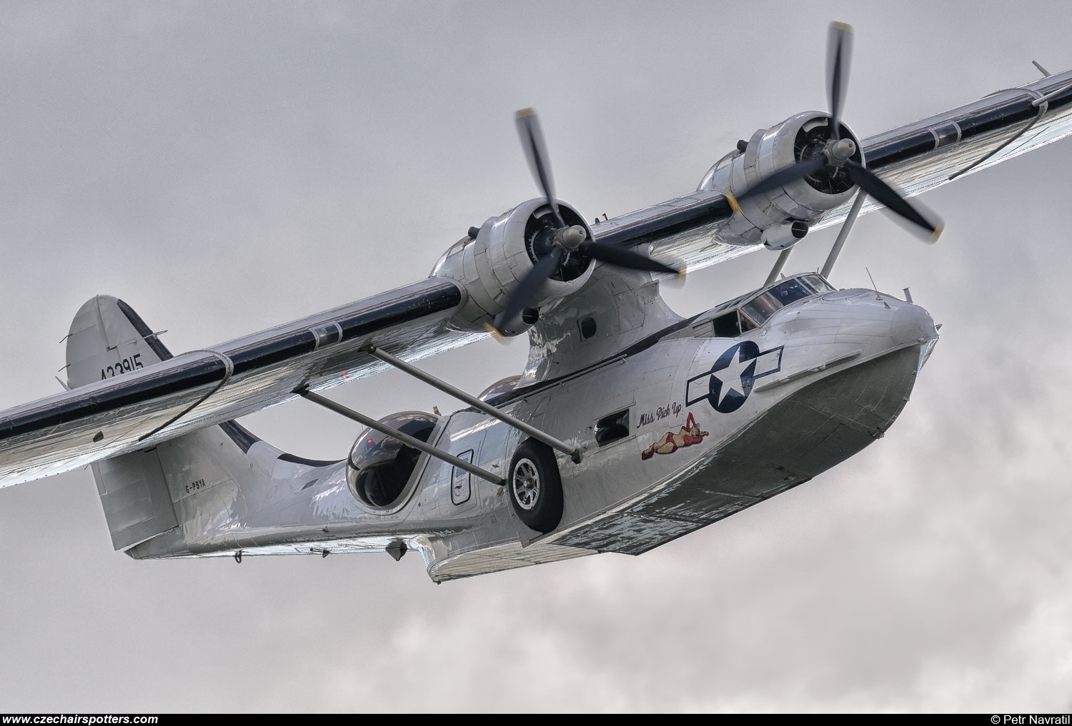 private – Consolidated PBY-5A Catalina G-PBYA/433915