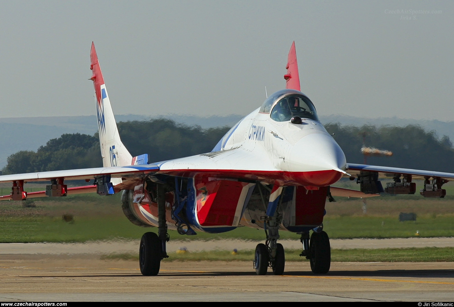 Swifts / Strizhi – Mikoyan-Gurevich MiG-29S / 9-13S 05 BLUE