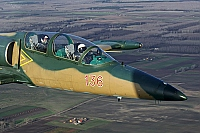 Hungary - Air Force – Aero L-39ZO Albatros 136