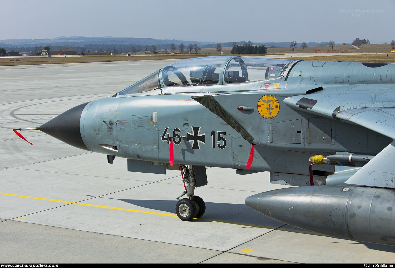 Germany - Air Force – Panavia  Tornado IDS(T) 46+15