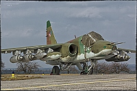 Czech - Air Force – Sukhoi Su-25K Frogfoot 5007
