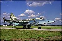 Czech - Air Force – Sukhoi Su-25K Frogfoot 1002