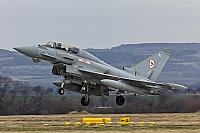 UK - Air Force – Eurofighter EF-2000 Typhoon T3 ZJ805 / BD