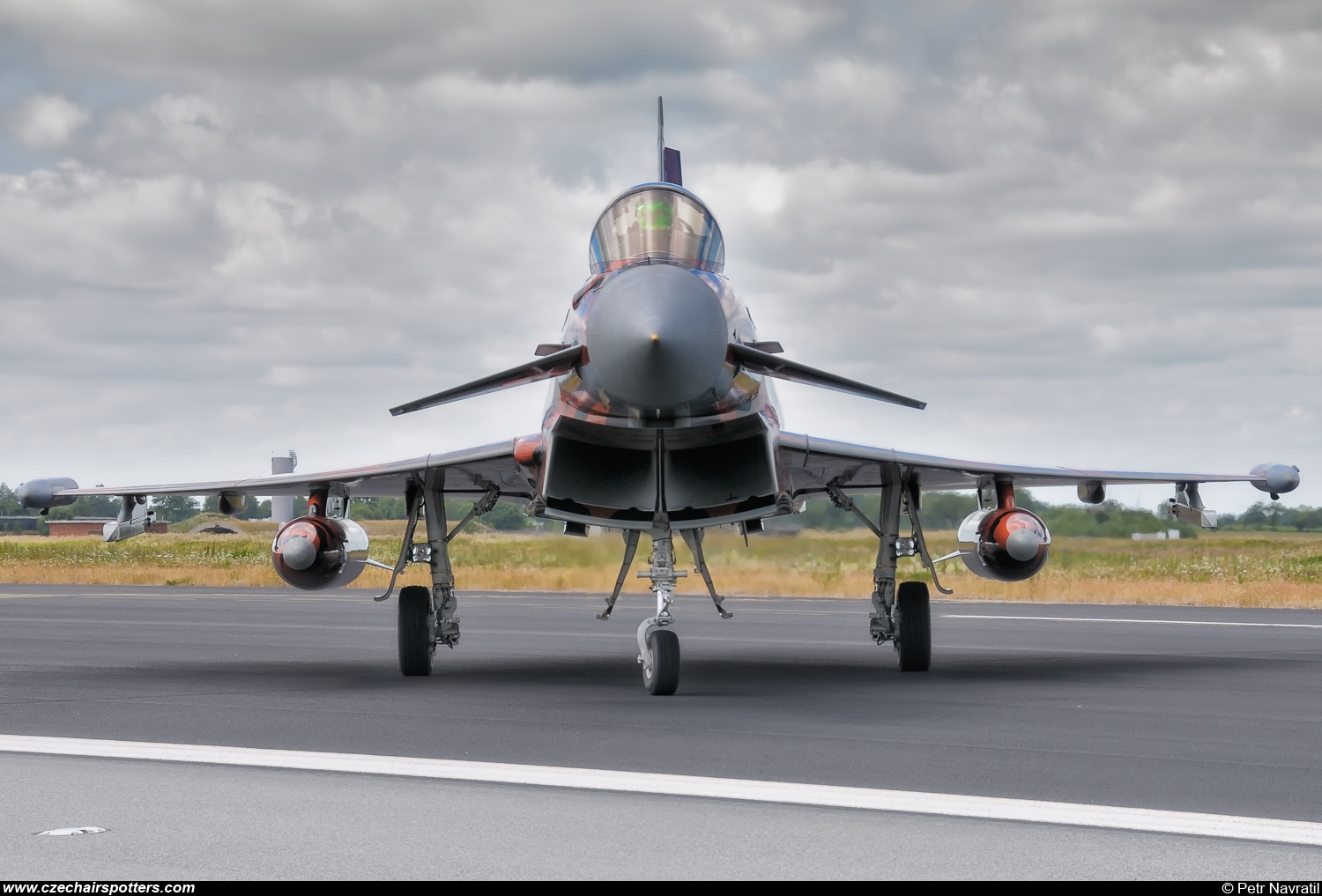 Germany - Air Force – Eurofighter EF-2000 Typhoon S 30+09