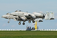 USA - Air Force – Fairchild A-10C Thunderbolt II 81-956/DM