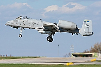 USA - Air Force – Fairchild A-10C Thunderbolt II 81-960/DM