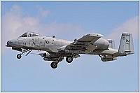 USA - Air Force – Fairchild A-10C Thunderbolt II 81-992/DM