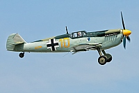 private – Hispano HA-1112-M1L Buchon G-BWUE