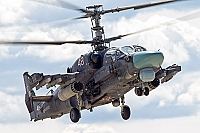 Russia - Air Force – Kamov Ka-52 Alligator (Hokum B) 48