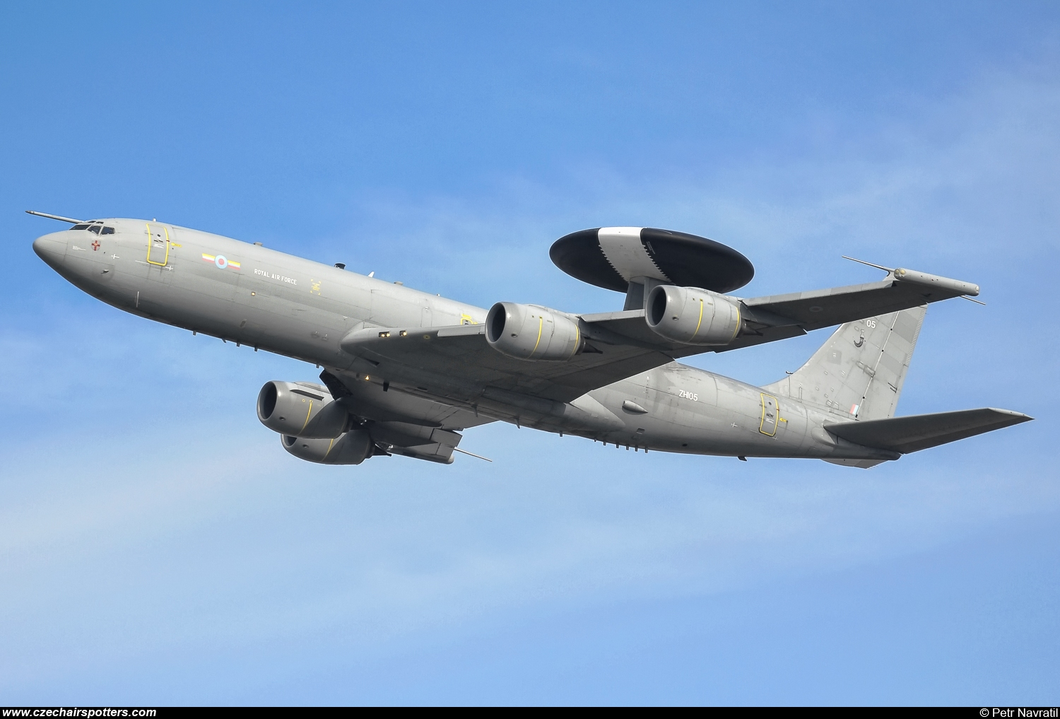 Royal Air Force – Boeing E-3D Sentry AEW1 ZH105/05