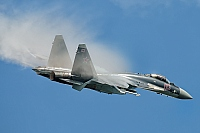 Russia - Air Force – Sukhoi Su-35 Flanker-E RF-95242/03 RED