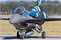 Greece - Air Force – Lockheed Martin F-16CJ Fighting Falcon 99-1523 / 523