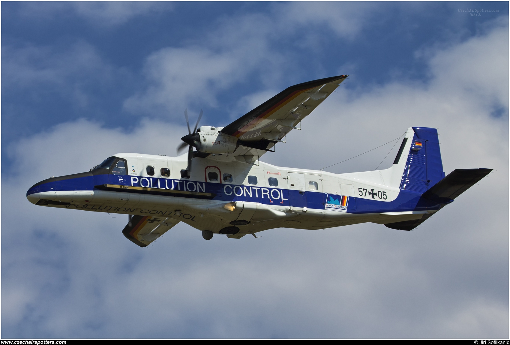 Germany - Marine – Dornier Do-228NG (RUAG) 57+05