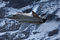 Switzerland - Air Force – Northrop  F-5E Tiger II  J-3077