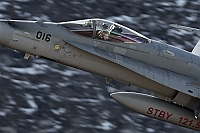 Switzerland - Air Force – McDonnell Douglas F/A-18C Hornet J-5016