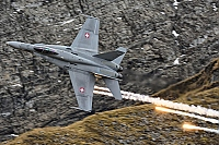 Switzerland - Air Force – McDonnell Douglas F/A-18C Hornet J-5026
