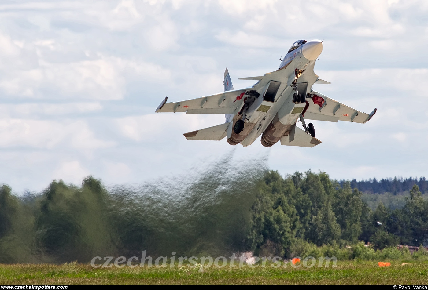 Russia - Air Force – Sukhoi Su-30SM Flanker C 19