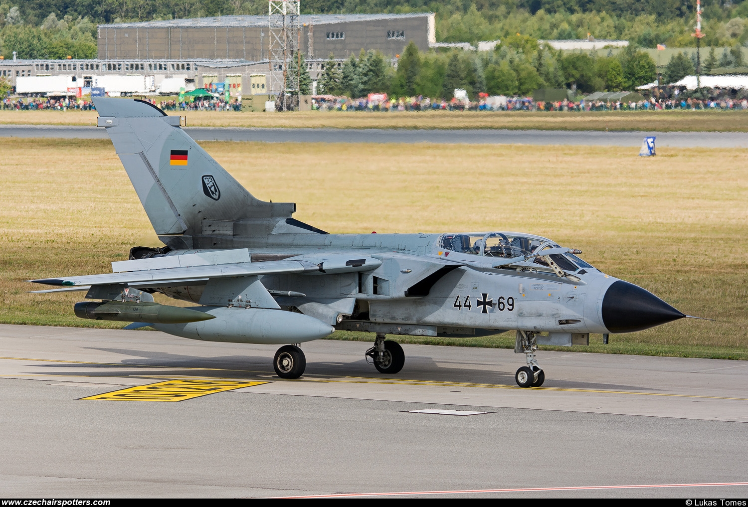 Germany - Air Force – Panavia  Tornado IDS 44+69