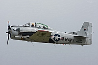 private – North American T-28B Trojan N228AC