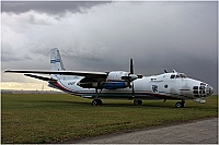 "Czech - Air Force – Antonov An-30FG ""Clank"" 1107"