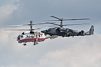 Russia - Air Force – Kamov Ka-52 Alligator (Hokum B) RF-91334/42 WHITE