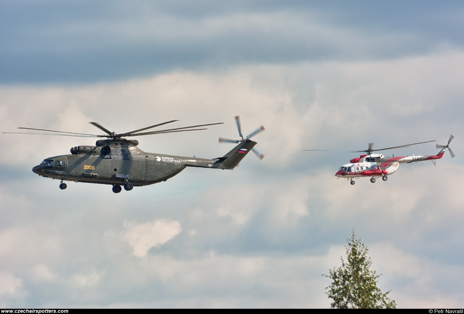 Russian Helicopters – Mil Mi-26T2 Halo 2008/901