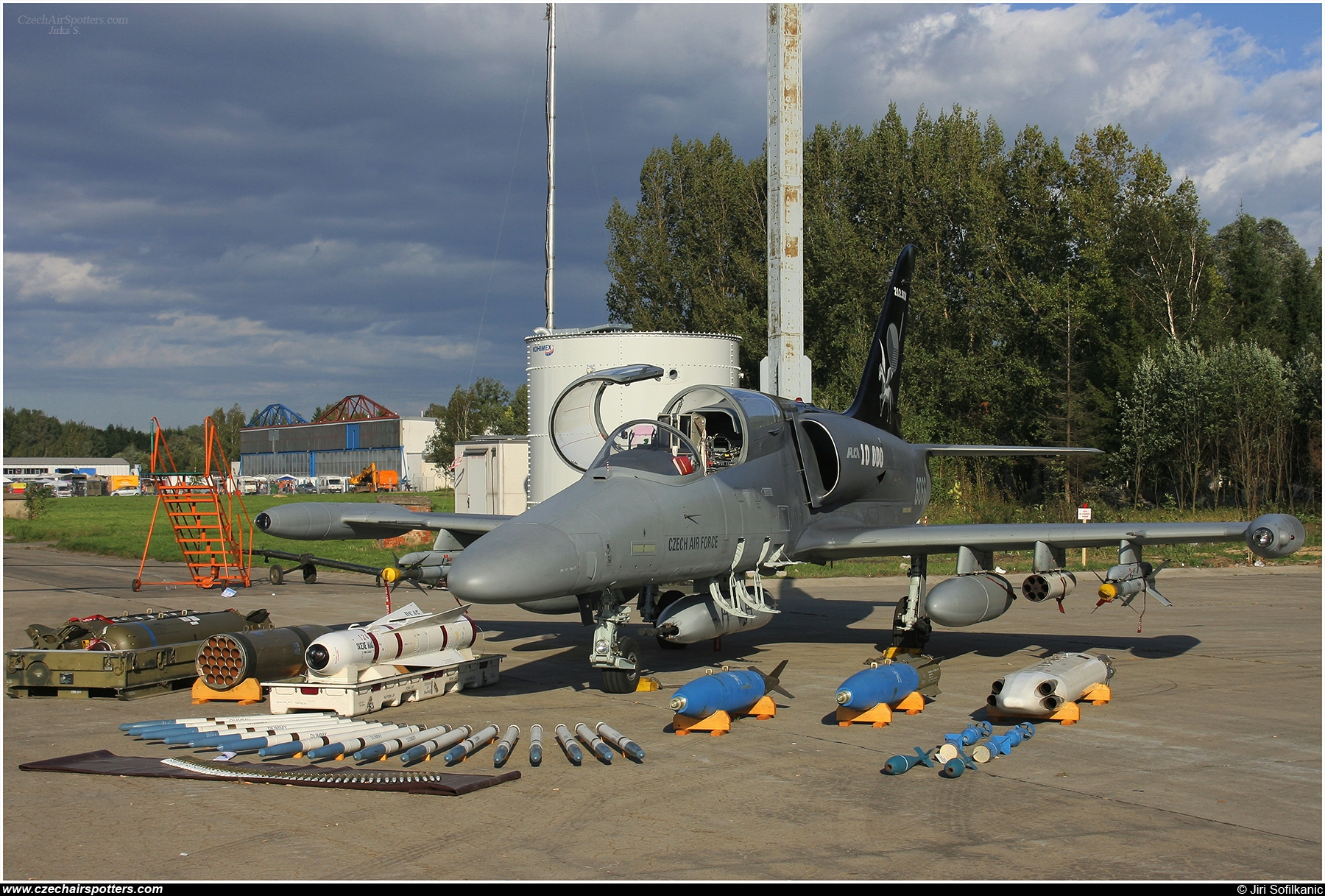 Czech - Air Force – Aero L-159A Alca 6066